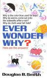 想過為什么(甲)[書籍][EVER WONDER WHY(A) [ DOUGLAS B SMITH ]]