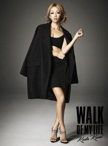【楽天ブックスならいつでも送料無料】WALK OF MY LIFE (CD+Blu-ray) [ 倖田來未 ]