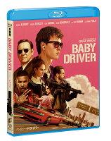 ベイビー・ドライバー【Blu-ray】