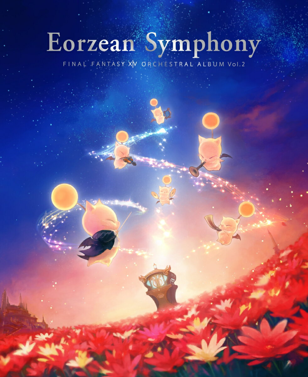 アニメ, キッズアニメ Eorzean Symphony:FINAL FANTASY XIV Orchestral Album Vol.2(Blu-ray Disc Music)