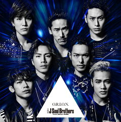 【楽天ブックスならいつでも送料無料】O.R.I.O.N. (CD+DVD) [ 三代目J Soul Brothers from EXI...