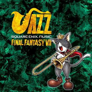 SQUARE ENIX JAZZ -FINAL FANTASY VII- [(गेम म्यूजिक)]