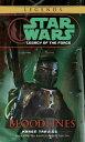 Bloodlines: Star Wars Legends (Legacy of the Force) SW LEGACY FORCE BK02 BLOODLINE (Star Wars: Legacy of the Force (Paperback)) [ Karen Traviss ]