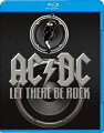 AC/DC: LET THERE BE ROCK -ロック魂ー【Blu-ray】
