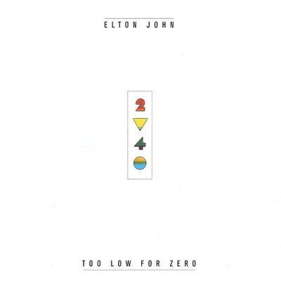 ロック・ポップス, その他 Too Low For Zero (Rmt) Elton John