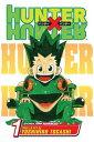 Hunter X Hunter, Volume 1 HUNTER X HUNTER V01 (Hunter X Hunter) [ Yoshihiro Togashi ]