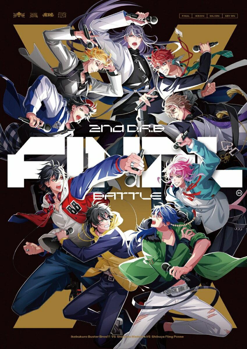 CD, アニメ  -Division Rap Battle- 2nd Division Rap BattleBuster Bros!!! VS VS Fling Posse(3(Fling Posse ver.)) Buster Bros!!!Fling Posse