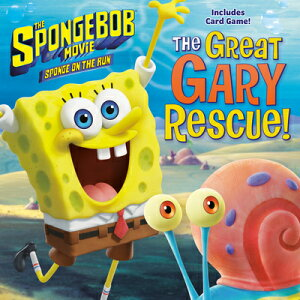 The Spongebob Movie: Sponge on the Run: The Great Gary Rescue! (Spongebob Squarepants) SPONGEBOB MOVIE SPONGE ON THE (Pictureback(r)) [ David Lewman ]