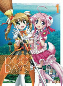 DOG DAYS´ 1【完全生産限定版】【Blu-ray】画像