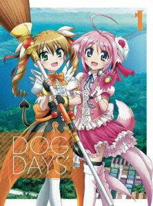 【送料無料】DOG DAYS´ 1【完全生産限定版】【Blu-ray】 [ 宮野真守 ]