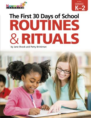 The First 30 Days of School: Routines & Rituals K-2 Professional Development Book画像
