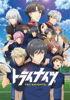 トライナイツ Vol.4【Blu-ray】