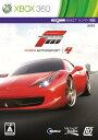 【送料無料】【Xbox360 ポイント対象】Forza Motorsport 4 通常版