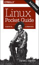 Linux Pocket Guide: Essential Commands LINUX PCKT GD 3/E [ Daniel J. Barrett ]