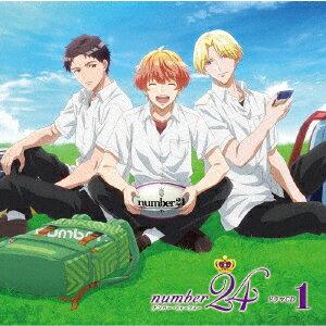 オリジナルアニメ「number24」ドラマCD1 [ (ドラマCD) ]画像