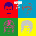 【輸入盤】Hot Space (Rmt) [ Queen ]