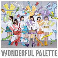 WONDERFUL PALETTE (CD+Blu-ray)