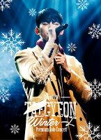 "TAECYEON (From 2PM) Premium Solo Concert ""Winter 一人""(Blu-ray完全生産限定盤)【Blu-ray】"