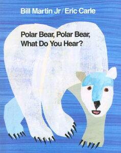 【楽天ブックスならいつでも送料無料】Polar Bear, Polar Bear, What Do You Hear? [ Bill Mart...