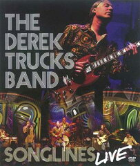 【送料無料】【輸入盤】 Songlines Live (Super Jewel) [ Derek Trucks ]