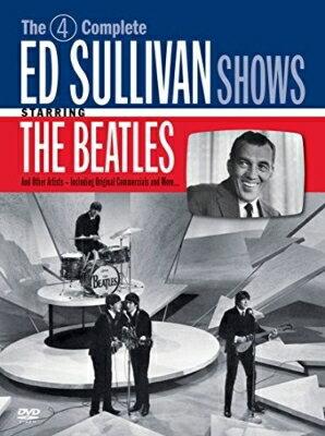 【輸入盤】Complete Ed Sullivan Shows Starring The Beatles画像