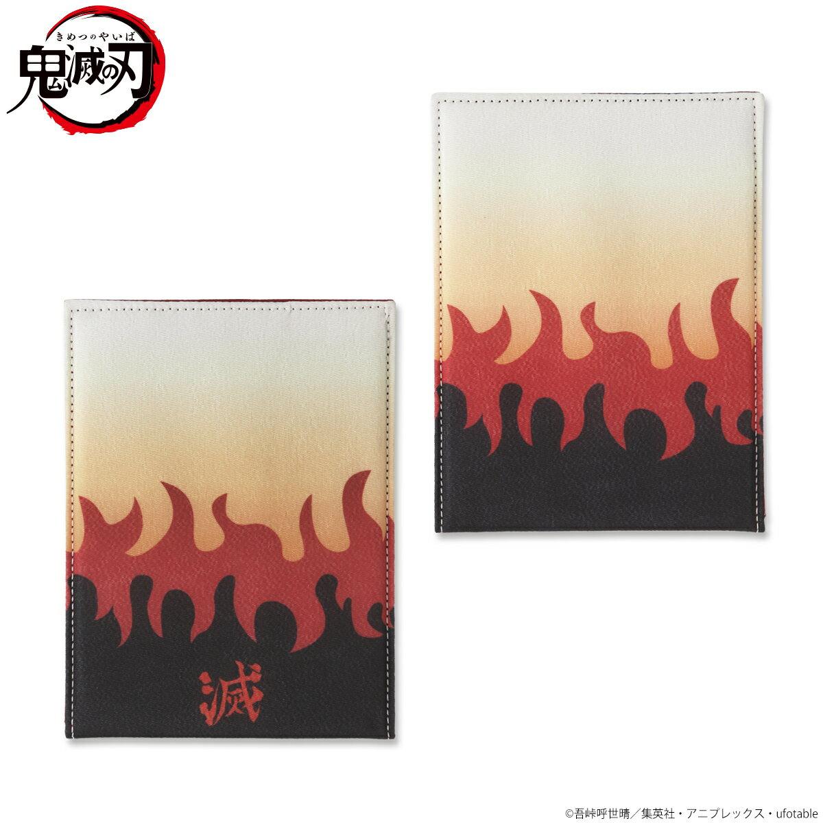 鬼滅の刃 和ミラー(スクエア型)煉獄杏寿郎