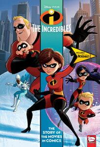 Disney/Pixar Incredibles and Incredibles 2: The Story of the Movies in Comics DISNEY/PIXAR INCREDIBLES & INC [ Disney ]