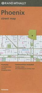 Rand McNally Phoenix, Arizona Street Map MAP-RM PHOENIX ARIZONA STREET [ Rand McNally ]