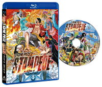 劇場版『ONE PIECE STAMPEDE』スタンダード・エディション【Blu-ray】
