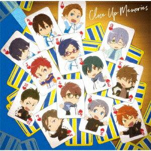 TVアニメ『Free!-Dive to the Future-』 キャラクターソングミニアルバム Vol.2 Close Up Memories画像