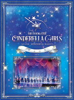 THE IDOLM@STER CINDERELLA GIRLS 1stLIVE WONDERFUL M@GIC!! 0405 Blu-ray 1枚組 【豪華メモリアル仕様】【Blu-ray】