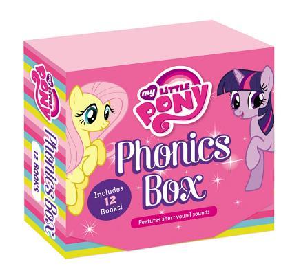 洋書, BOOKS FOR KIDS My Little Pony: Phonics Box BOXED-MY LITTLE PONY PHONICS B Joanne Mattern