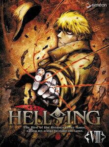 HELLSING 8【初回生産限定】画像