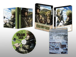 TVアニメ「ヴィンランド・サガ」 Blu-ray Box Vol.3