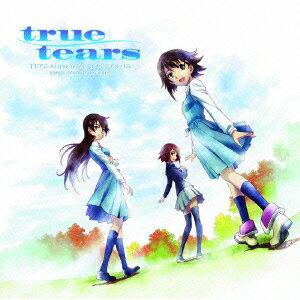 Tears...for truth ?true tearsイメージソング集?画像