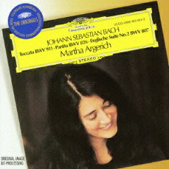 J.S.バッハ - 6つのパルティータ 第2番 ハ短調 BWV 826(マルタ・アルゲリッチ)