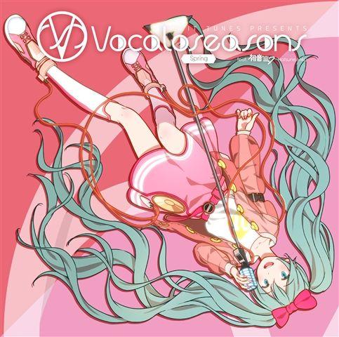 ロック・ポップス, その他 EXIT TUNES PRESENTS Vocaloseasons feat. Spring (V.A.)