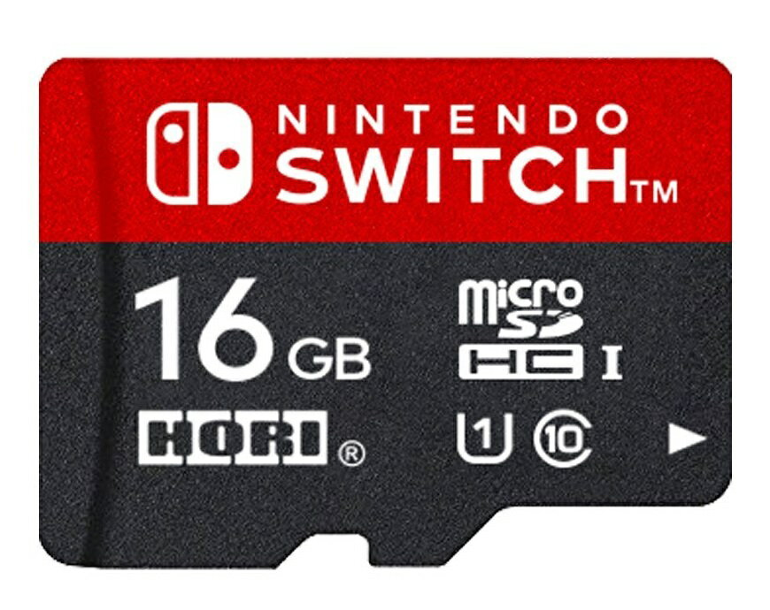 マイクロSDカード16GB for Nintendo Switch