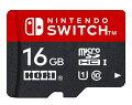 マイクロSDカード16GB for Nintendo Switchの画像
