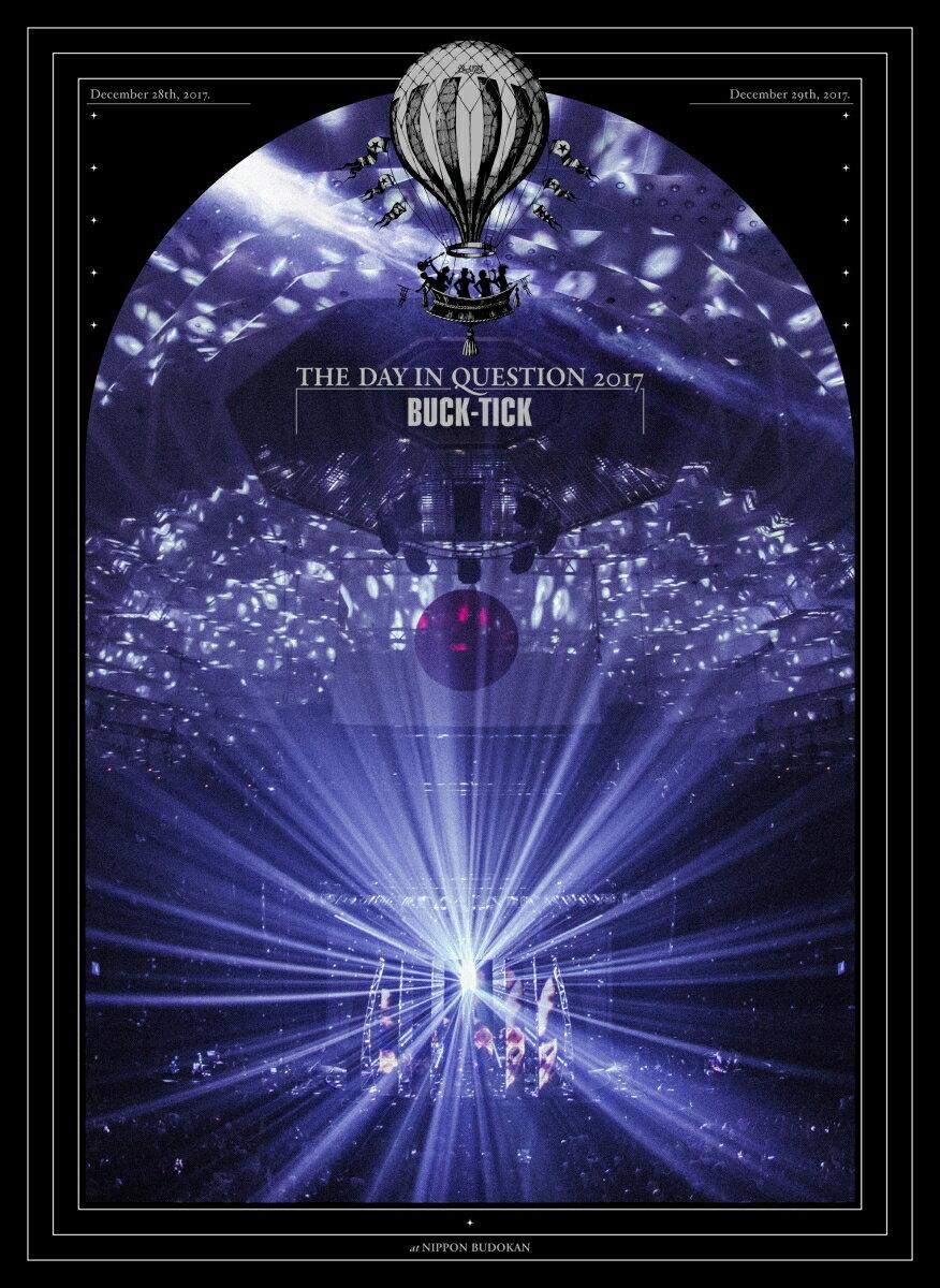 ミュージック, その他 THE DAY IN QUESTION 2017()Blu-ray BUCK-TICK