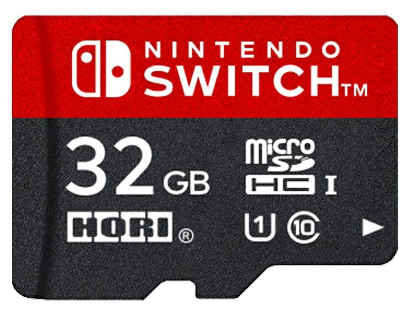 マイクロSDカード32GB for Nintendo Switch