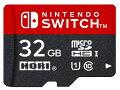 マイクロSDカード32GB for Nintendo Switchの画像