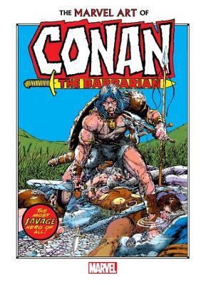 The Marvel Art of Conan the Barbarian画像