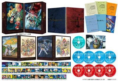 【送料無料】機動戦士ガンダム Blu-rayメモリアルボックス【Blu-ray】 [ 古谷 徹 ]