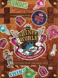 """【送料無料】SHINee THE FIRST JAPAN ARENA TOUR """"SHINee WORLD 2012""""【初回生産限定 SPECIAL..."""