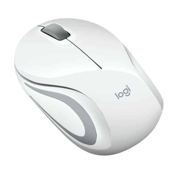 ロジクール Wireless ミニマウス M187r ホワイト