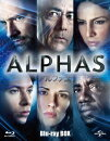 ALPHAS/アルファズ Blu-ray-BOX【Blu-ray】