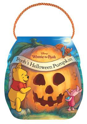 Pooh's Halloween Pumpkin画像
