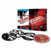オーシャンズ トリロジー・コレクション ブルーレイ(4枚組)【初回限定生産版】【Blu-ray】