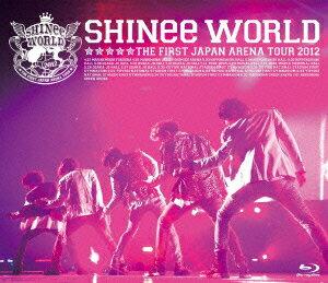 """【送料無料】SHINee THE FIRST JAPAN ARENA TOUR """"SHINee WORLD 2012""""【Blu-ray】 [ SHINee ]"""